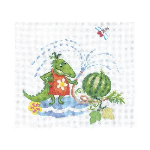М316 Набор для вышивания РТО ' Крококо'
