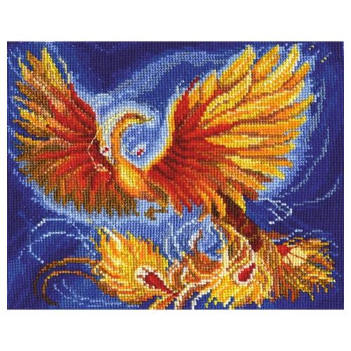 П-22 Набор для вышивания 'Птица счастья', 23*18 см
