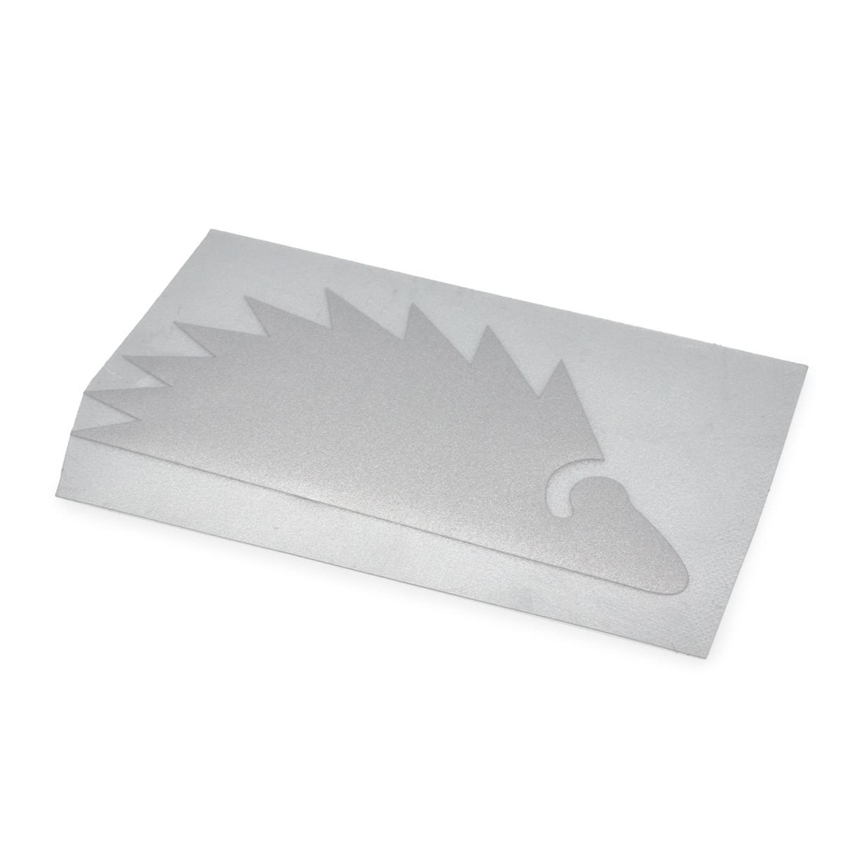 Светоотражающая наклейка на одежду 'Ёжик'