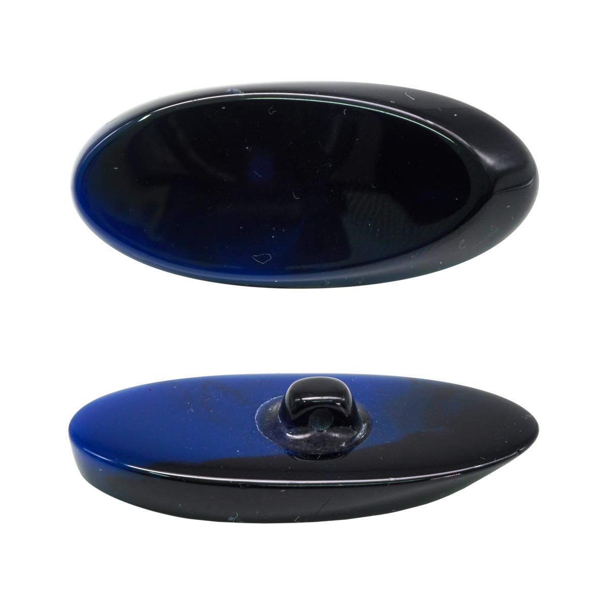 Б23 Пуговица (3.01 416 46) (черно синий)