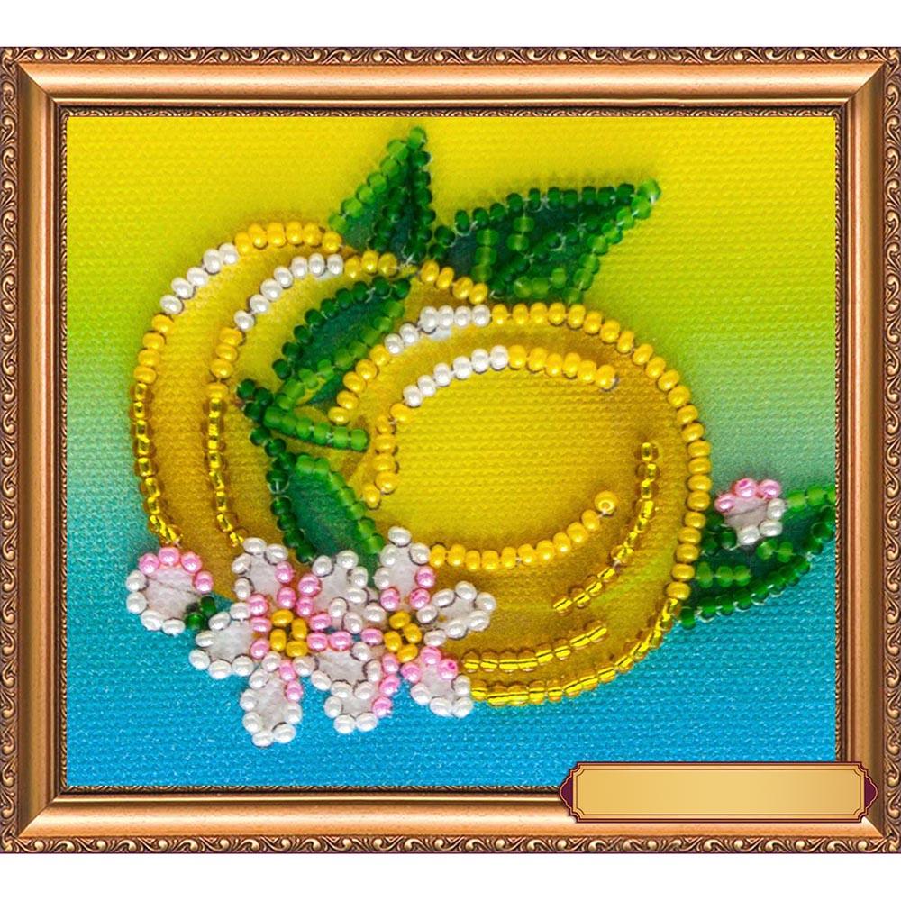АМА-027 Набор-магнит для вышивания 'Абрис Арт' 'Черешня', 8*7 см