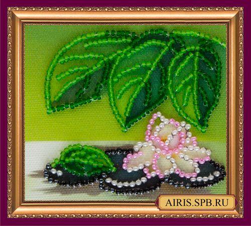 АМА-038 Набор-магнит для вышивания 'Белая лилия'