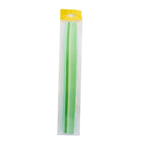 Бумага для квиллинга, ассорти, 5 цветов, 10 мм, 80 гр., упак./250 л.
