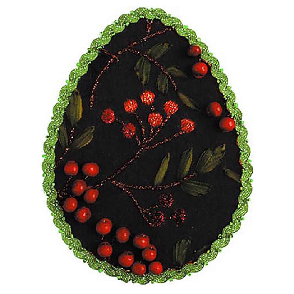 8212 Набор для шитья и вышивания Матренин посад подставка для чашки 'Дары леса' 13*16см