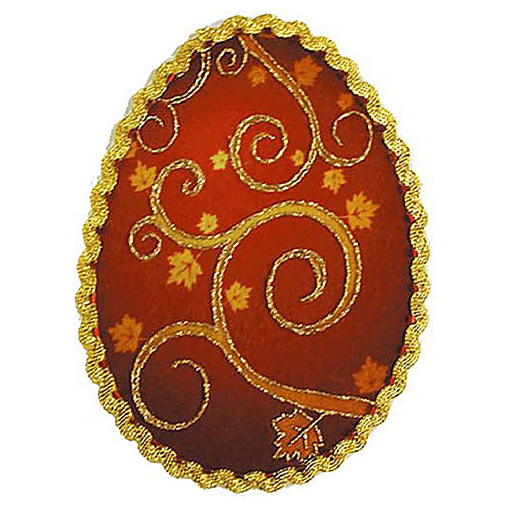 8213 Набор для шитья и вышивания Матренин посад подставка для чашки 'Осенний узор' 13*16см