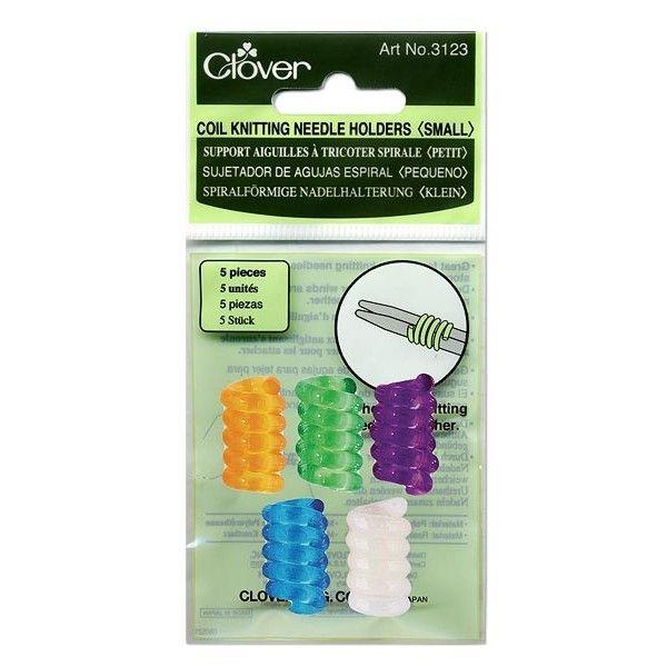 3123 Декоративный пластиковый аксессуар для хранения спиц, Clover