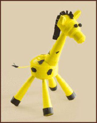 КВ-023 Набор для квиллинга 'Жираф'