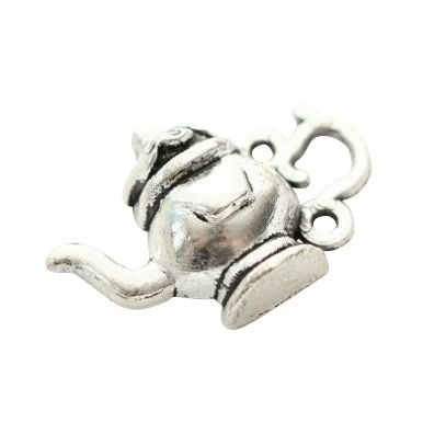 Набор металлических подвесок SCB 250108180 Чайничек, 10шт