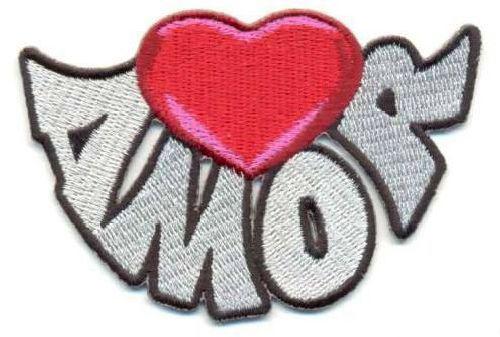 AD1026 Термоаппликация Amor, 6*8 см, Hobby&Pro