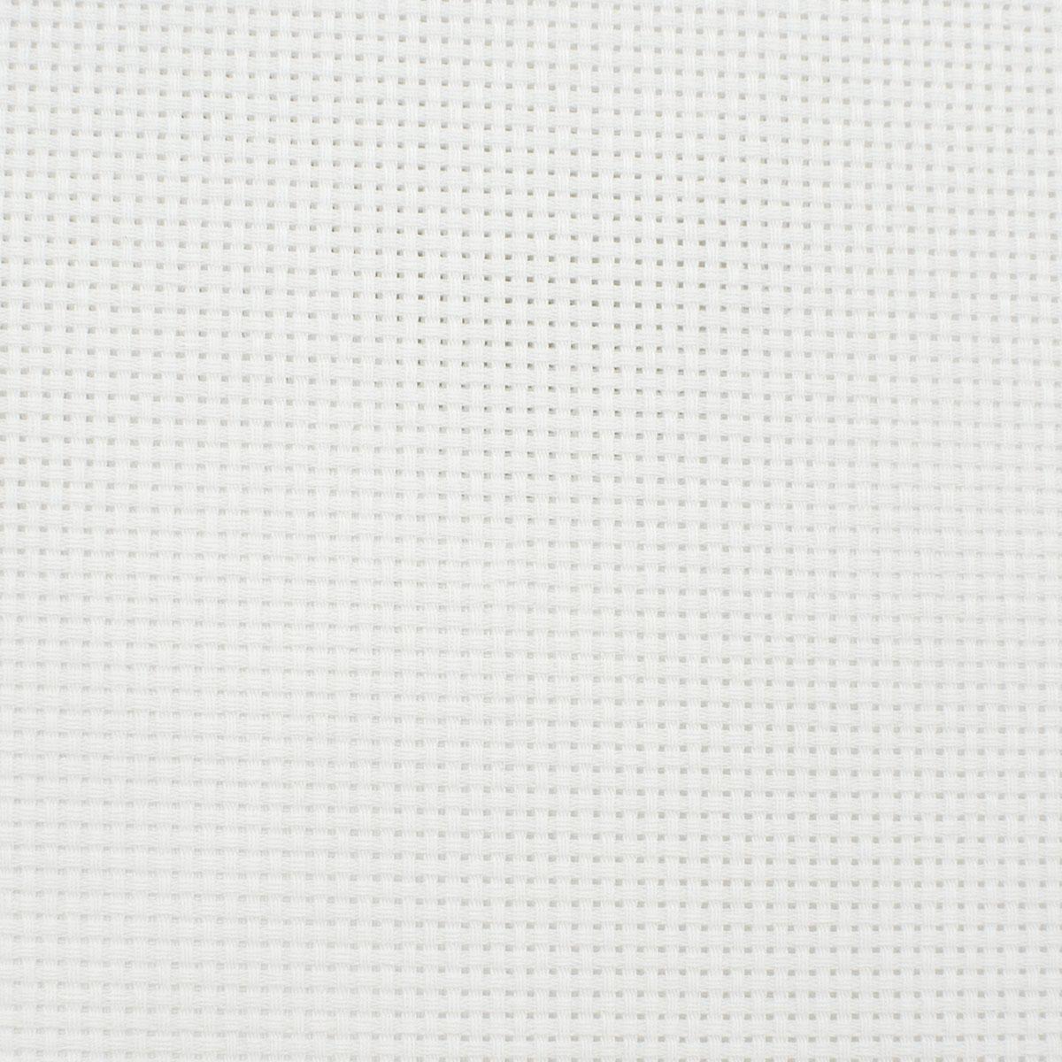 Канва 624010-11C/T 150см*5м белая Bestex