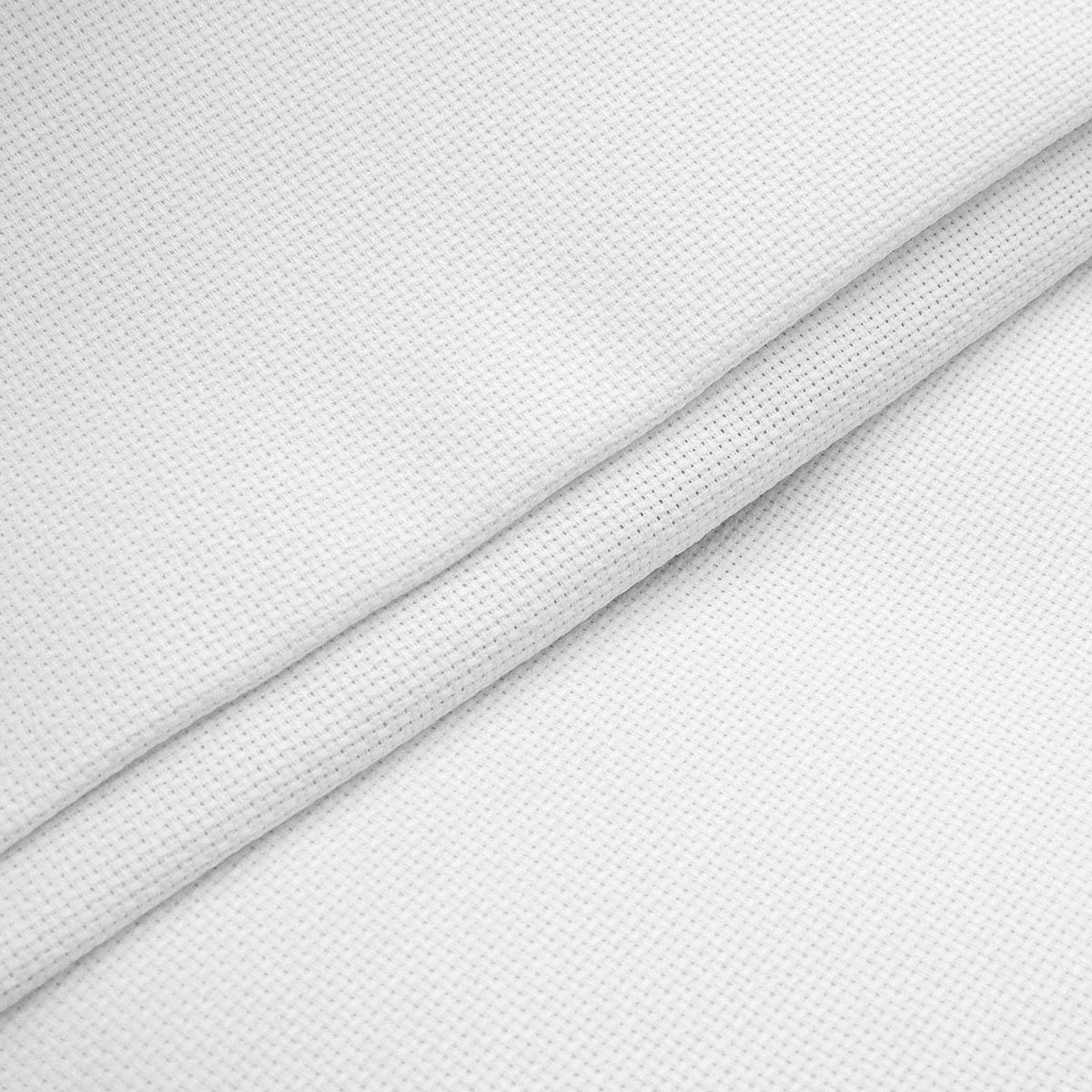 Канва 624010-16C/T 150см*5м белая Bestex