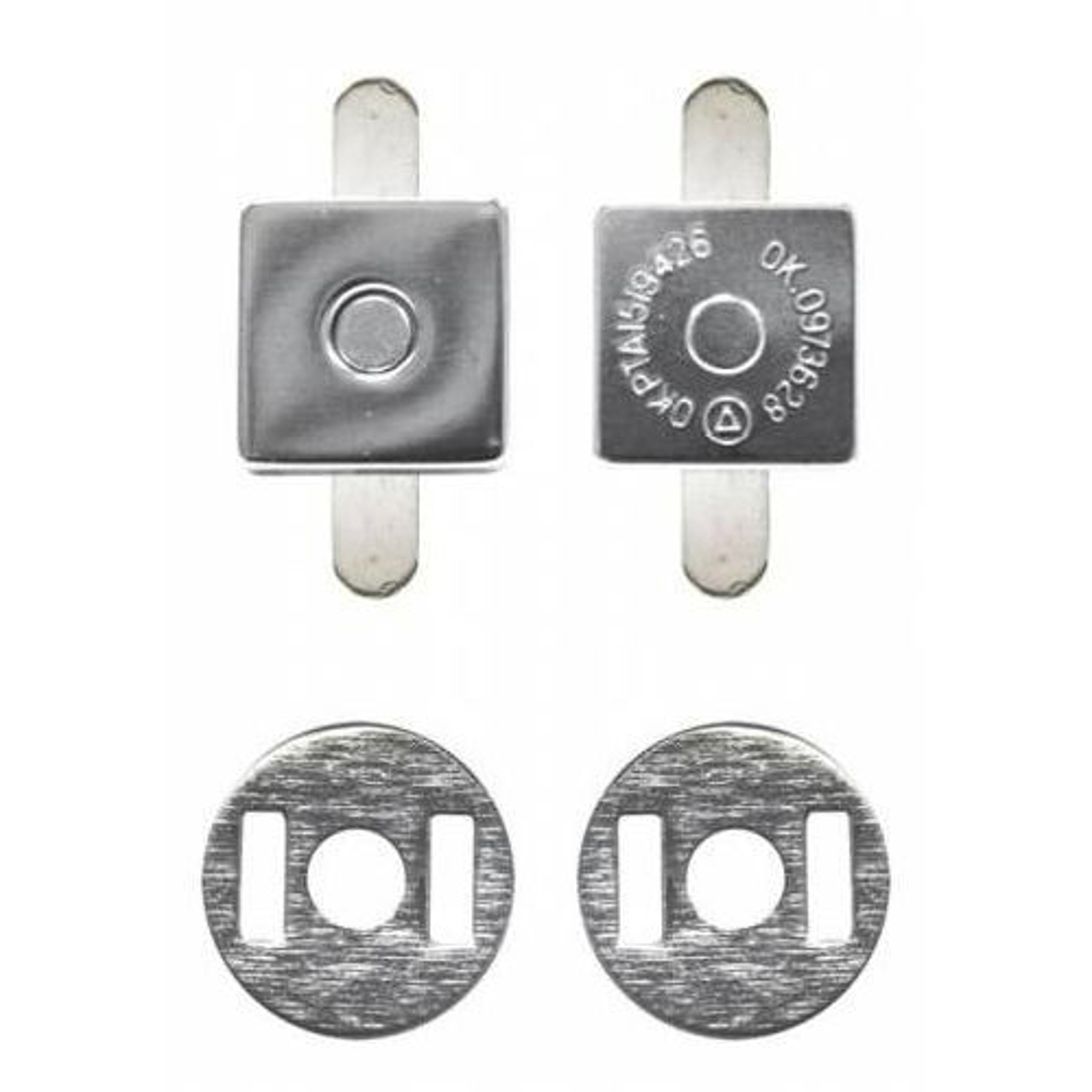 Кнопка магнитная 14мм 813034