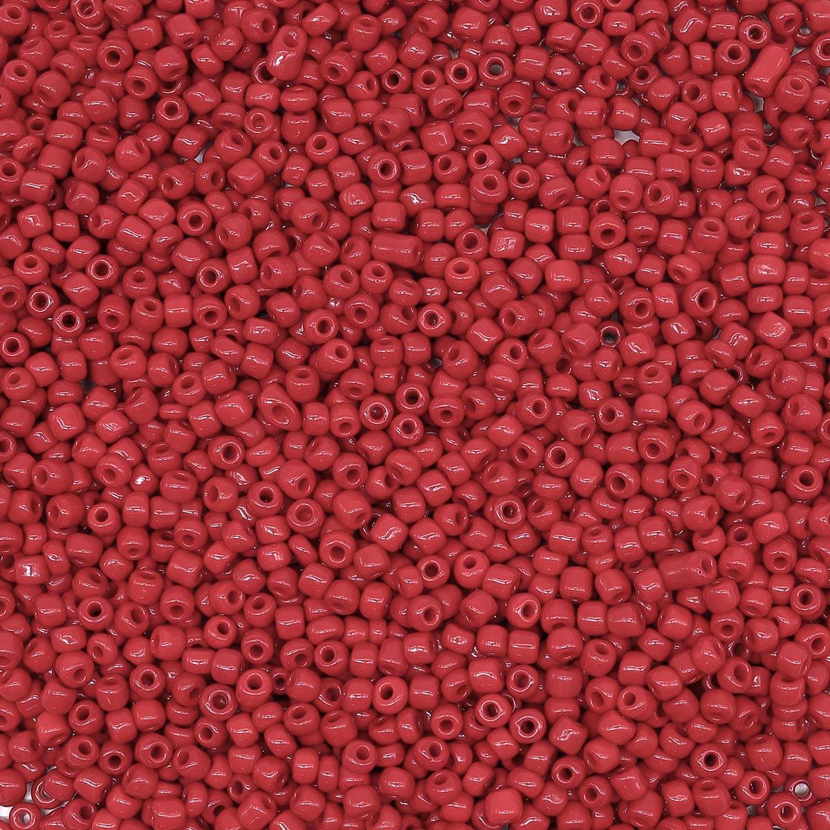 Бисер, (стекло), 6/0, упак./500 гр., 'Астра'