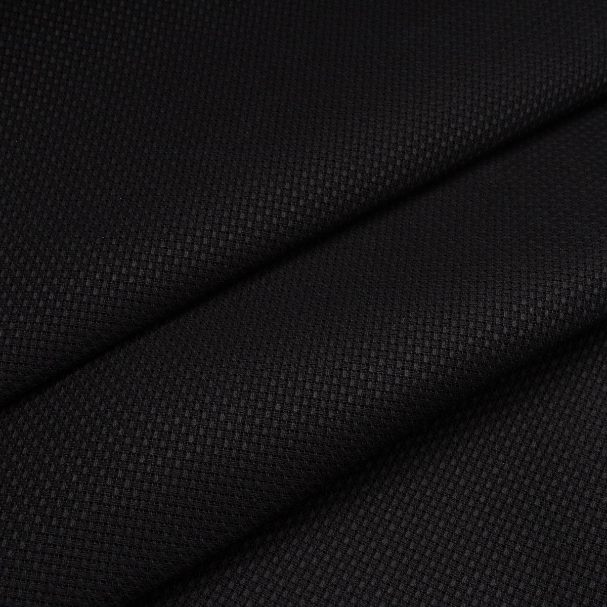 Канва 624010-14C/T 150см*5м черная Bestex