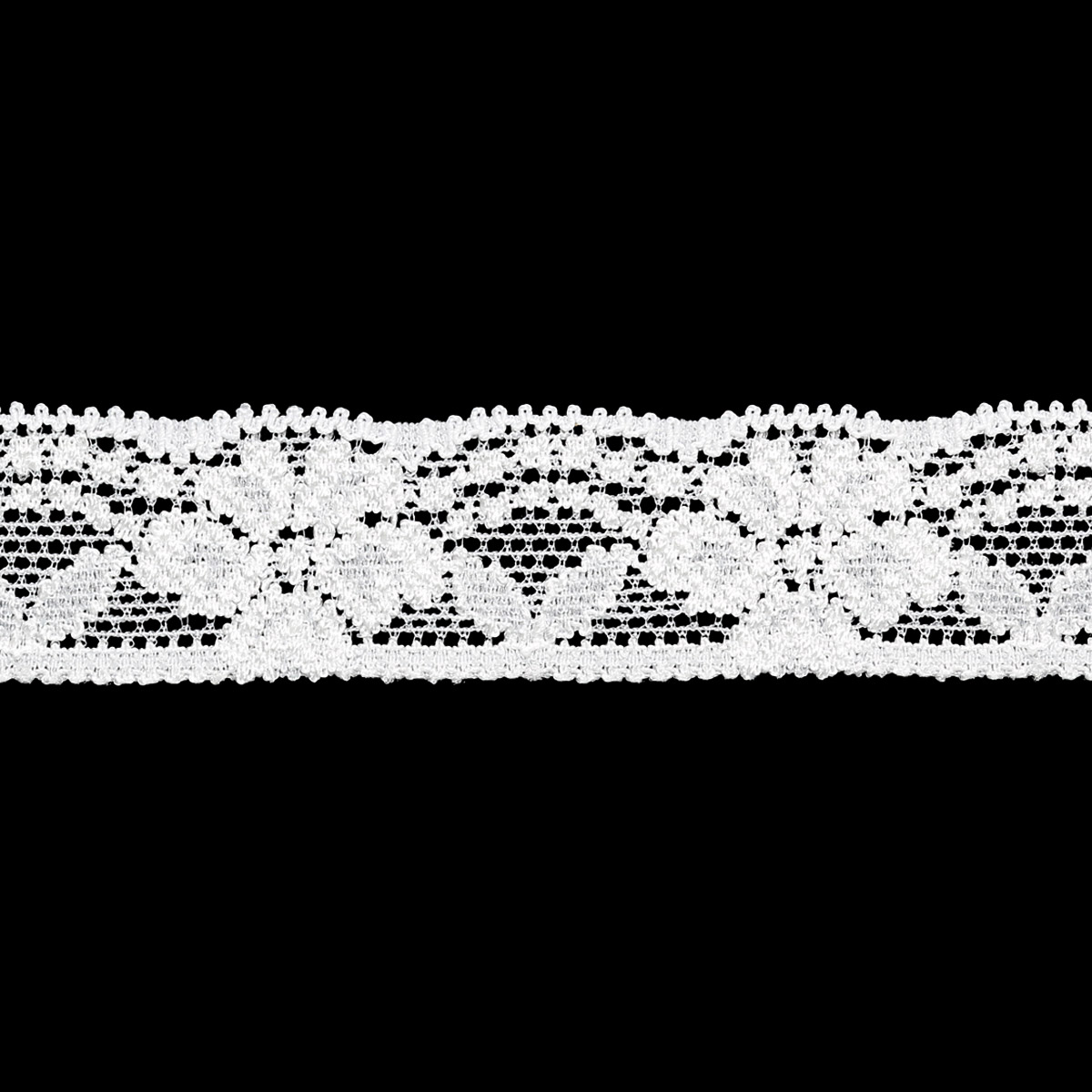 Кружево 2,0см эластичное, LAEC5366