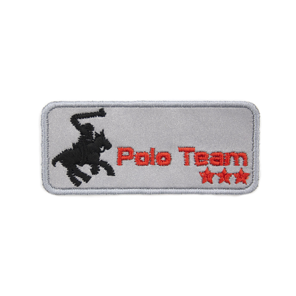 AD1387SV Термоаппликация, Polo Team, 3*7 см, Hobby&Pro