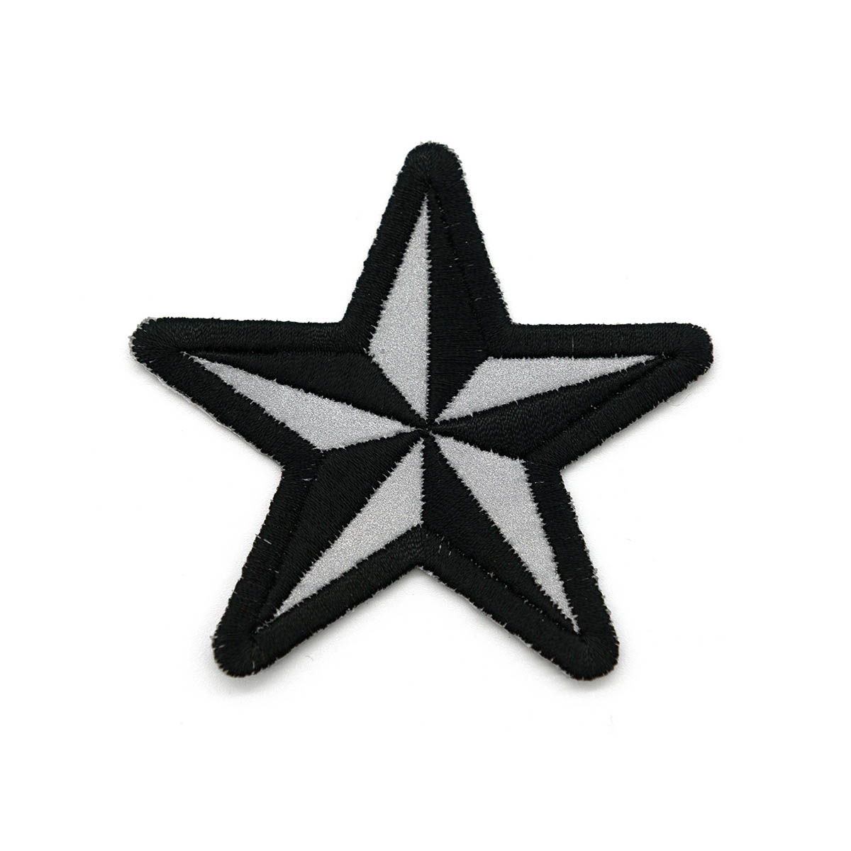 AD1404SV Термоаппликация 'Звезда', 7*7,5 см, Hobby&Pro