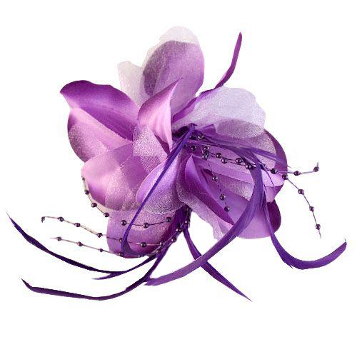 2038-6114 Брошь-цветок, 14,5 см, упак./12 шт.
