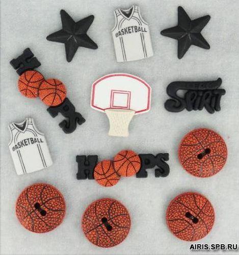 купить 421, Фигурки. Баскетболл Dress It Up