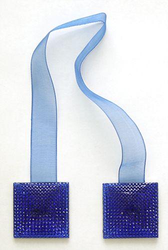 Клипса-магнит PA070 для штор (21 синий)