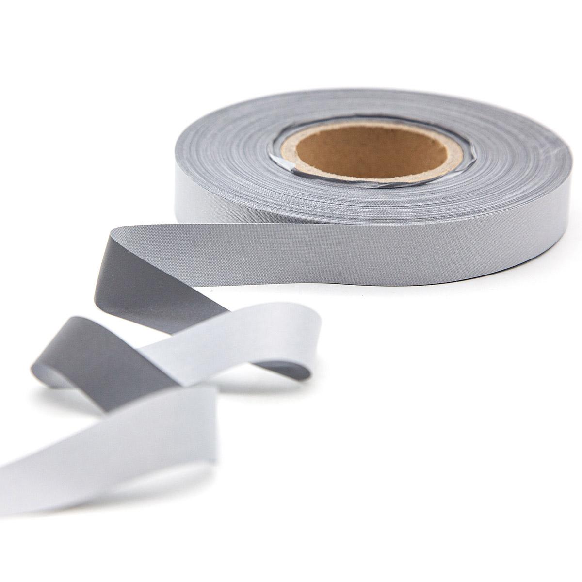 Лента светоотражающая А202, 30cpl, 2,5см*50м