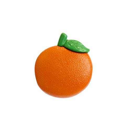48084 Пуговица, 'Апельсин', 21 мм