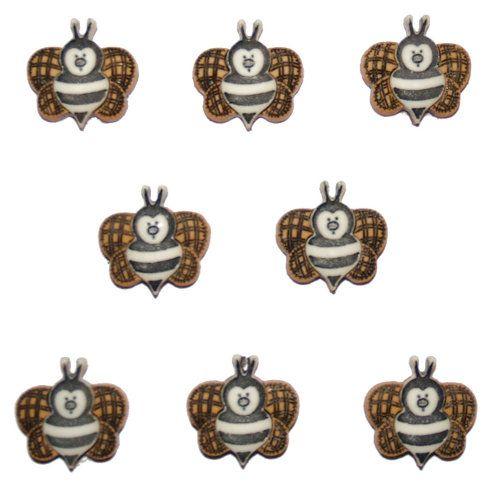 1834, Фигурки. Пчела Dress It Up