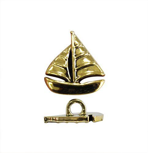 48897 Пуговица 'Кораблик', 15 мм