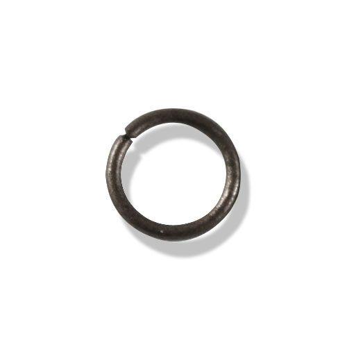 OTH1510 Кольцо для бус, 0,8*7 мм, упак./100 шт., 'Астра'