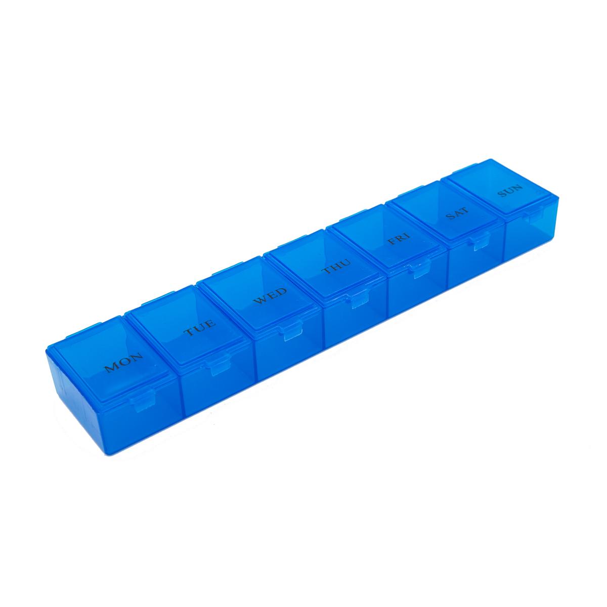 Контейнер для мелочей 930507, 7 секций 23х4,7х3,0 см, Hobby&Pro