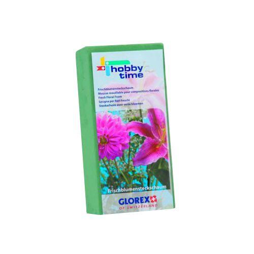63804721 Флористическая пена для живых цветов 23х11х7,5 см Glorex
