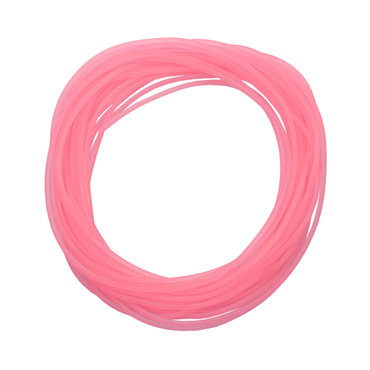 Шнурок для плетения светящийся, 2 мм*7,5 м, 'Астра'