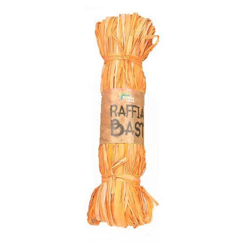 63804014 Рафия из пальмовых листьев, светло-коричневый, 50г Glorex