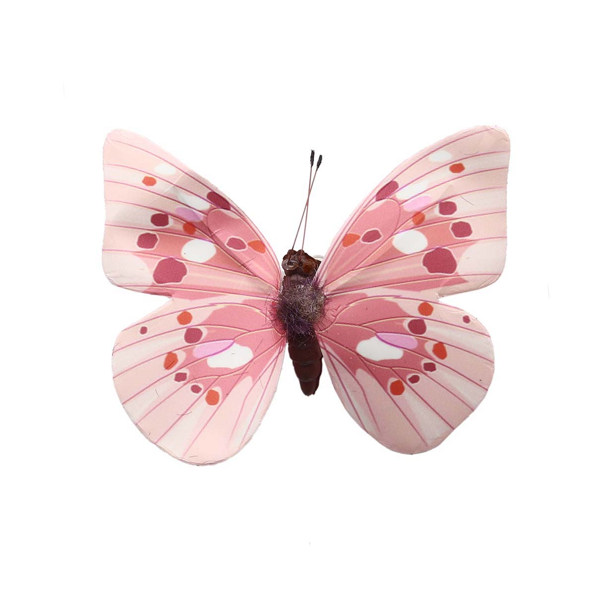 67101002 Бабочки, ассорти, упак./1 шт., Glorex