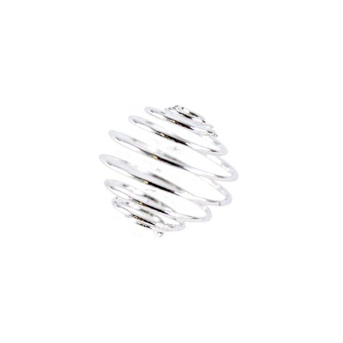 FIN0830 Бусина-спираль, d 19 мм, упак./15 шт., 'Астра'