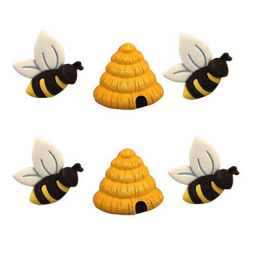 SF100, Пуговицы. Пчелки