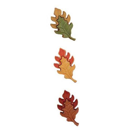 FA120, Пуговицы. Дубовые листья