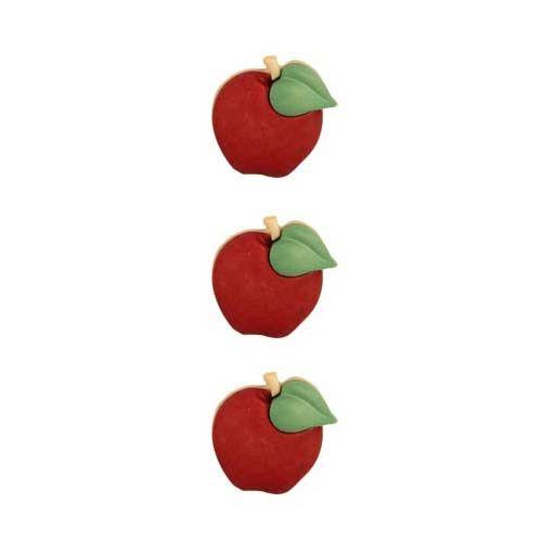 FA124, Пуговицы. Яблоки
