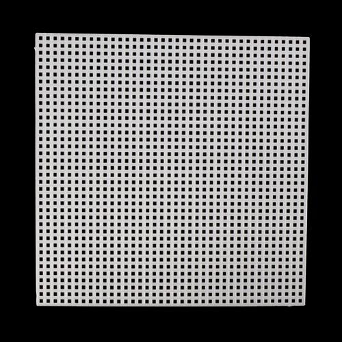 Канва пластиковая, 7C/T, больш. 'Квадрат', 14*14 см, Bestex