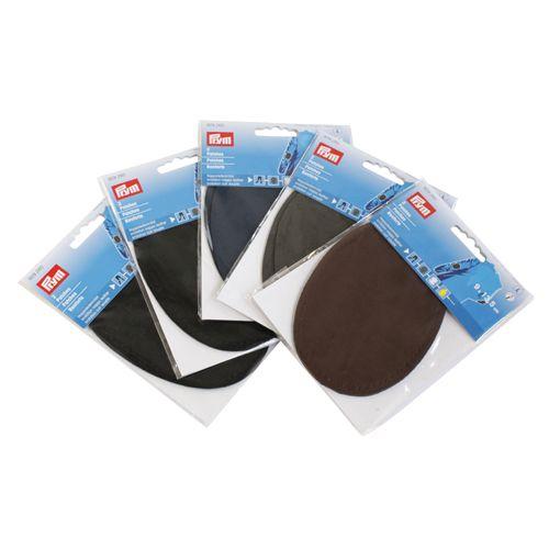 929260 Заплатки пришивные из искусств. кожи наппа 9*13,5см в ассортименте Prym