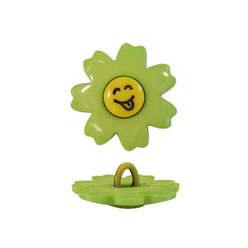Пуговица, Цветок (48276) 21мм