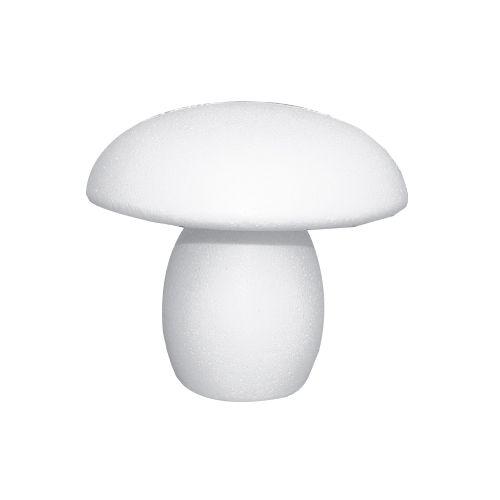 Заготовка для декорирования из пенопласта 'Маленький гриб', h 8см