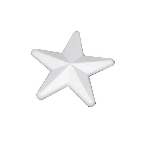 Заготовка для декорирования из пенопласта 'Звезда', 20см