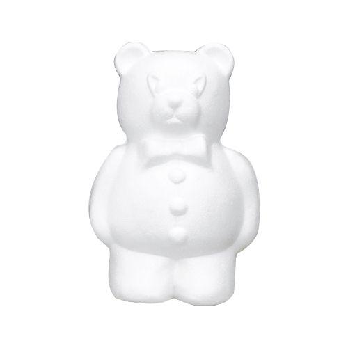 Заготовка для декорирования из пенопласта 'Медведь', h 26см