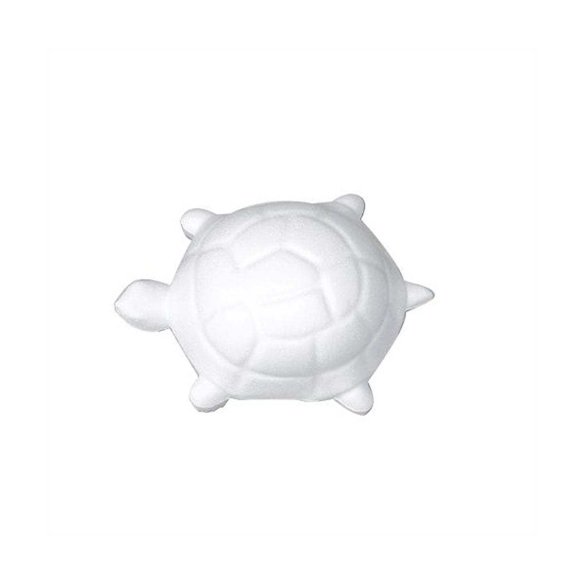 Заготовка для декорирования из пенопласта 'Черепаха', h 9*24см