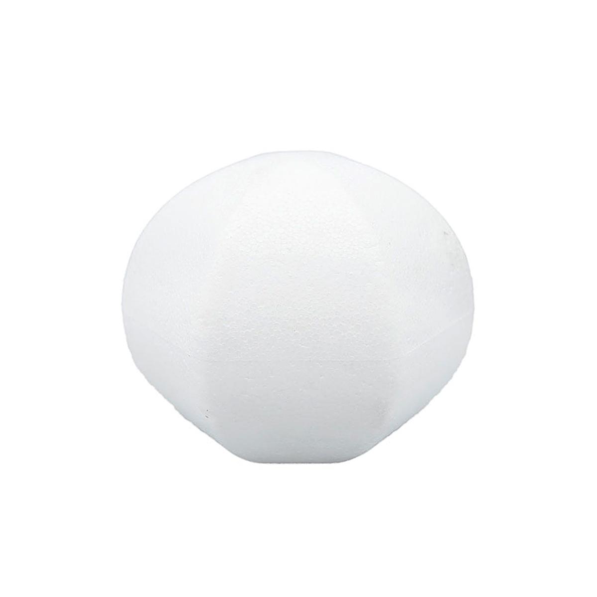 Заготовка для декорирования из пенопласта 'Многоугольный шар', 5*5см