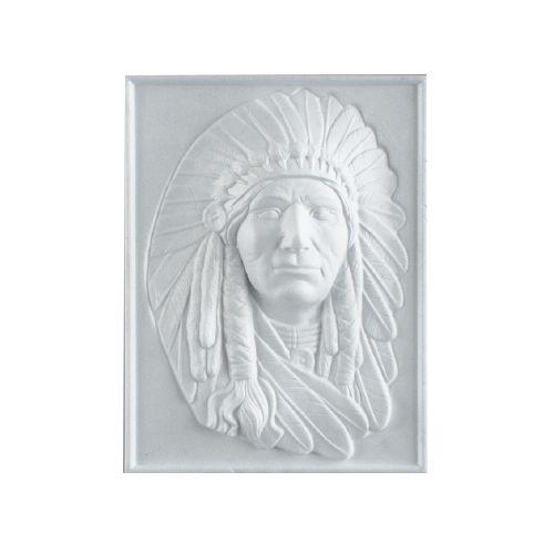 Заготовка для декорирования из пенопласта 'Картина 'Апачи', 36*27,5*6см