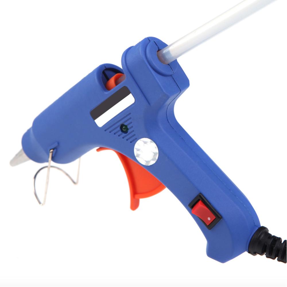 GG-010N Пистолет клеевой малый, премиум, Hobby&Pro