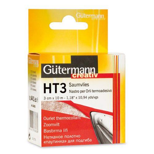 624853 Паутинка HT3 3 см*10 м Гутерманн