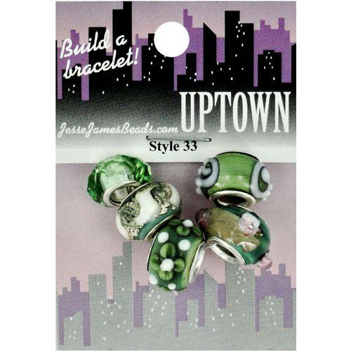 5233, Набор бусин Uptown-33